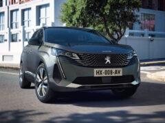 Представлен обновленный паркетник Peugeot 3008