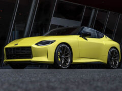 Спорткар Nissan Z Proto показал, каким будет новое купе