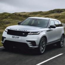 Range Rover Velar: плановое обновление и электрификация
