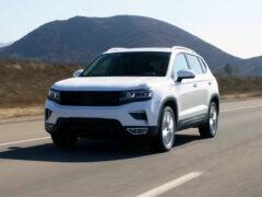 Будущий кроссовер Volkswagen Taos будет иметь турбомотор 1.5 TSI