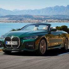 Новый кабриолет BMW четвертой серии: теперь с мягким верхом