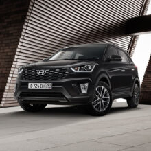 Кроссоверы Hyundai Creta и Tucson обзавелись спецверсиями Black & Brown