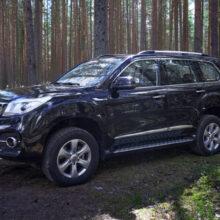 Внедорожник Haval H9: упрощенная версия для России