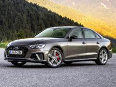 Обновленные Audi A4 и A5: все цены в России