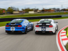 Ford Mustang Shelby GT350 и GT350R снимают с производства