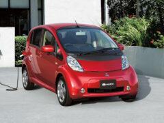 Mitsubishi i-MiEV будет отправлен в отставку до конца года
