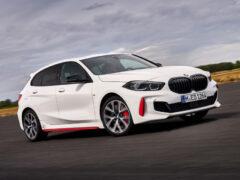 Новый BMW 128ti — с передним приводом и самоблоком