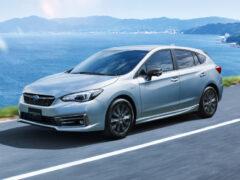 Хэтчбек Subaru Impreza: гибрид и спортивная версия