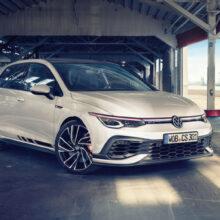 Представлен Volkswagen Golf GTI Clubsport нового поколения