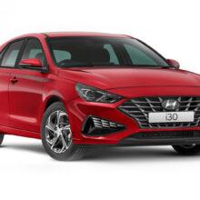 Hyundai i30: альтернативный рестайлинг и седан