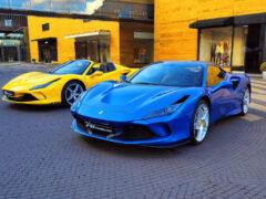 Ferrari в России: дебют моделей F8 и Roma в ожидании кроссовера
