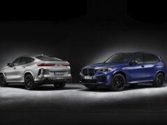 В Россию приедут BMW X5 M и X6 M в спецверсии First Edition