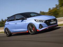 Хот-хэтч Hyundai i20 N дебютировал в Европе