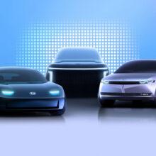 Hyundai привезет в Россию электромобили суббренда Ioniq