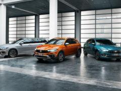 Семейство Fiat Tipo: рестайлинг и Cross-версия