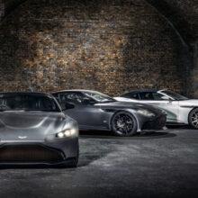 Aston Martin объявил программу развития: Daimler в игре