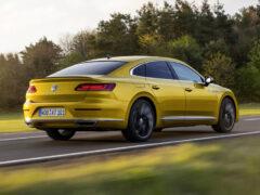 Volkswagen Arteon ушел с российского рынка (и едва ли вернется)