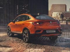 Renault Arkana в странах Восточной Европы будет называться Megane Conquest