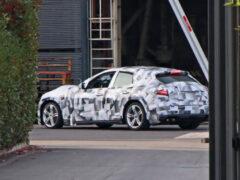 Фотошпионы подловили мул кроссовера Ferrari Purosangue