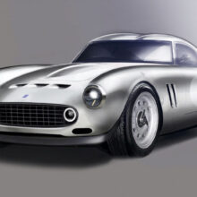 GTO Engineering готовит суперкар Moderna с мотором V12