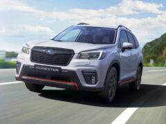 В Россию приедет Subaru Forester Sport, но не тот