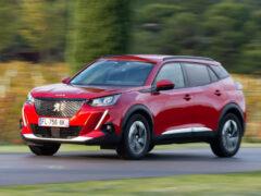 Новый Peugeot 2008: подробности о версиях для России