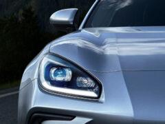 Subaru BRZ второго поколения не появится в Европе