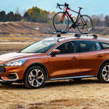 Кросс-универсал Ford Focus Travel предварил рестайлинг модели