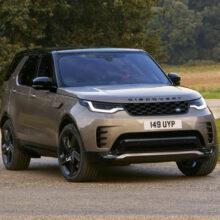 Обновленный Land Rover Discovery — с другими моторами и без пружин