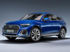 Купеобразный Audi Q5 Sportback для России: всего один мотор
