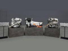 Mazda показала новые моторы, включая рядную «шестерку»