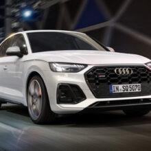 Дизельный Audi SQ5 потерял в мощности после обновления