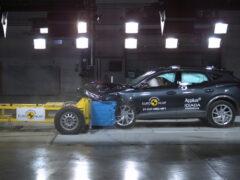 Первая серия краш-тестов Euro NCAP в 2021 году