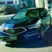 Honda вывела на рынок первый серийный автопилот третьего уровня