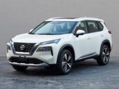 Новый Nissan X-Trail будет иметь трехцилиндровый турбомотор