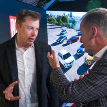 Главы компаний VW и Tesla высказались против водородомобилей