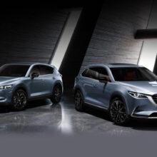 У кроссоверов Mazda CX-5 и CX-9 появилась версия Noir
