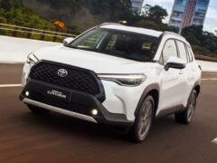 Паркетник Toyota Corolla Cross расширяет географию продаж
