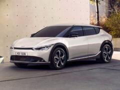 Электромобиль Kia EV6 предъявил новую дизайн-концепцию марки