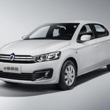 Dongfeng возродил марку Fukang для недорогих электромобилей