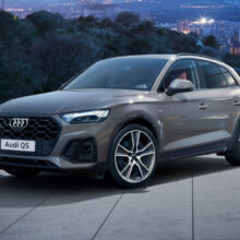 Обновленные Audi Q5 и SQ5: цены в России