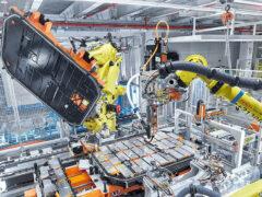 Volkswagen построит в Европе шесть батарейных гигафабрик