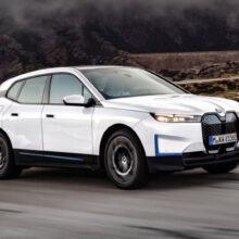 Кроссовер BMW iX выйдет на рынок в двух версиях