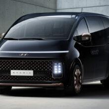 Новый минивэн Hyundai Staria вместит до 11 седоков