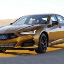 «Горячий» седан Acura TLX Type S готов к бою