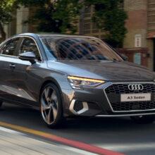 Audi A3 нового поколения: один мотор для России