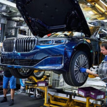 BMW сокращает производство на Автоторе: останутся три модели