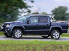 Пикап Volkswagen Amarok ушел с российского рынка