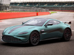Новый Aston Martin Vantage F1 Edition: по стопам сейфти-кара