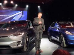 Электромобили Tesla теперь можно купить за биткоины